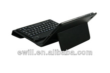 for ipad mini Bluetooth Keyboard Aluminum Stand Dock Case Cover