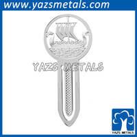 sword and key shaped creative bookmark