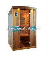 infrared sauna with cheap computer chair