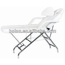 Beauty Salon Folding Facial Massage Adjustable Bed (BL-108)