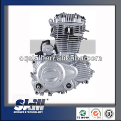 2014 most cost effective zongshen genuine 4 stroke air cooled motorcycle engine 200cc