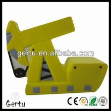 pu foam drilling machine shaped anti stress toy