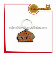 PVC keychain souvenir