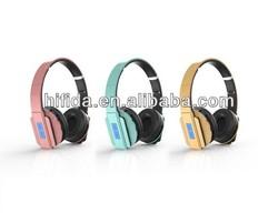 cheap sport wireless stereo bluetooth stereo headphone