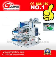 Wenzhou Ruian City High Speed High Quality Flexo Printing Machine CE Certificate Stack Type