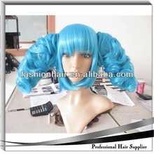 one piece perona cosplay wig brooch