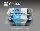 Super Alkaline Battery Bulk-LR6 1.5V AA 24PCS/PK