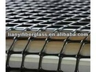Biaxial geogrid stretch plastic grid