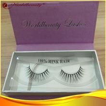 Mink fur strip eyelash, Top quality , Suitable price, Custom package, Good service.