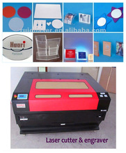 CNC Protable Fiber Paper &Acrylic & Bamboo Laser Cutting Machine With Double Efficiency 1310 Price