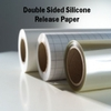 double sides silicone release paper