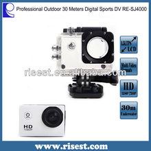 RE-SJ4000 1080P Smart Mini Digital Camera with Underwater 30M