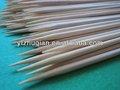 最高の見積もりホットスタンプ天然丸竹ツイストポテト食品用スティック