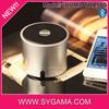 2014 IBomb new hot metal tube bluetooth mini subwoofer speaker box