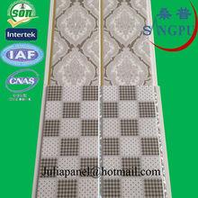 Nigeria pvc panels ceiling design