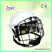Impact Performance of Ice Hockey Equipment/Brainsaver Hockey Puck Gear/CE Approved carbon ice hoceky helmet