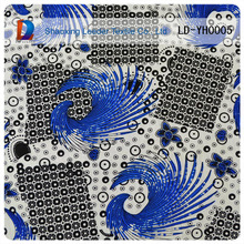 3d effect pattern spandex lace fabric mesh printed fabric beautiful design lace fabric