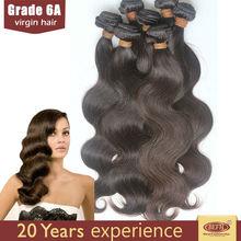 Natural Beauty human hair weave virgin malaysian hair kilogram
