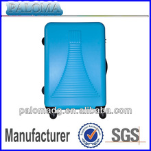 abs Hard Cover Lights Luggage in Dong Guan Factory