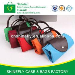 Oxford Folding Tote Bag
