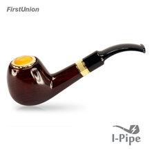 2014 new design wooden hookah pipe 1300 puffs electronic pipe smoking