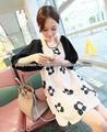 hamile sıcak yaz serin artı boyutu açık elbise hamile kıyafetleri