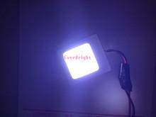 48SMD COB Chip LED Car Interior Light T10 Festoon Dome Adapter Car Vehicle LED Panel