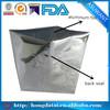 2014 plastic alumium foil back seal pouches manufacturer