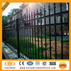 AU high - standard aluminum black fence