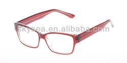 2014 latest design plastic eyeglass frame,injection optical frame,telaio dell'ottica