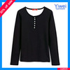 OEM China Blank Bamboo Tshirt Women