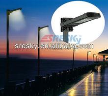 Easy Integrated Solar Led Street Lighting System Rising Sun