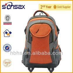 Swissgear trolley backpack wholesale football soccer ball