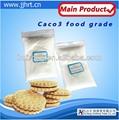 Melhorador de farinha de carbonato de cálcio em pó