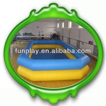 HI CE good quality inflatable adult swimming pool