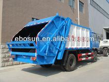 Manufacture DFAC 8cbm trash dump car