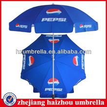 sun beach parasol, advertising beach umbrella,china supplier