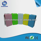 Wholesale Perfume Mini portable mobile charger For your Smart phone solar phone charger