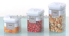 Eco-Friendly PS Airtight Lock&Lock Container