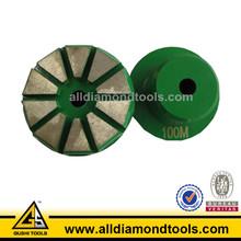 Metal bond diamond grinding wheel for concrete