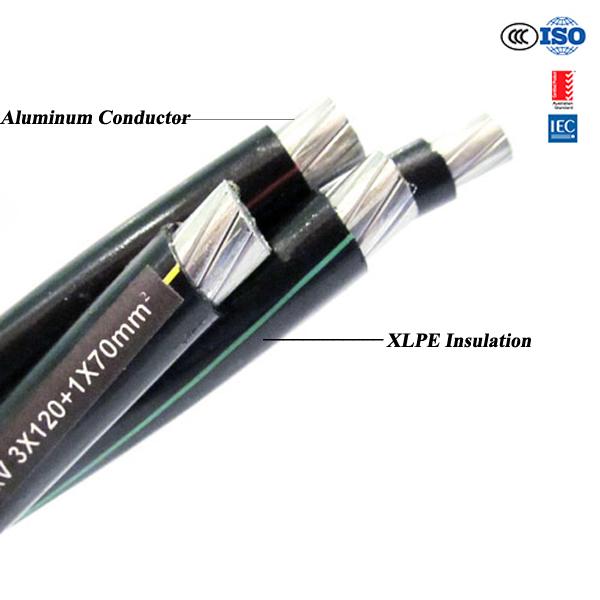 Cable abc with acsr messenger chola buy quadruplex aerial cable abc