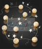 12 volt cotton led white decorative ball string lights china supplier