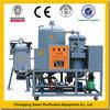 Magnetic field purification heavy fuel oil purifier