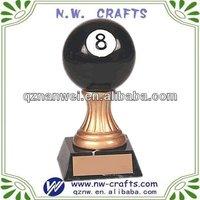 NEW billiards award trophy crafts