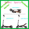 RenWei Best-selling 2 wheel scooter wheel scooter