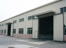 Prefabricated metal structure shed/warehouse/building