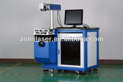 Low cost and good character fiber mark laser marking machine