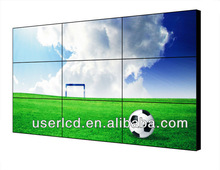 55'' FHD industrial grade 5.3mm-bezel LCD displays