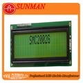 Module lcd alphanumérique 20 X 2 caractères avec jaune - vert rétroéclairage