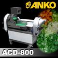 escala anko pulper trituradoras rebanado de corte de procesamiento de alimentos de la máquina